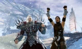 El sistema de guardarropa para Guild Wars 2