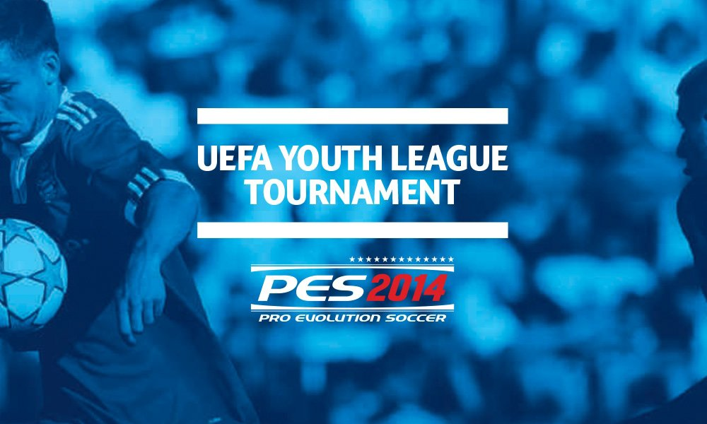 Large UEFA Youth League Tournament - banner