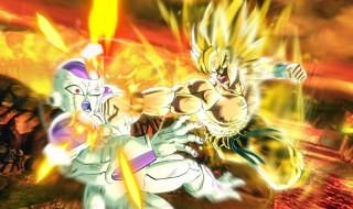 Primeras imágenes del nuevo juego de Dragon Ball