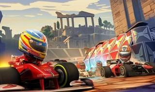 F1 Race Stars llega a iOS