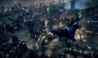 El modo batalla del Batmóvil en Batman: Arkham Knight