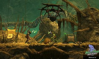 Gameplay de Oddworld: New 'n' Tasty desde el E3 2014