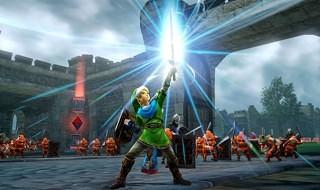 40 minutos de gameplay de Hyrule Warriors