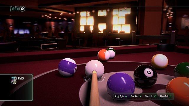 Pure Pool screenshot_PS4 (2)