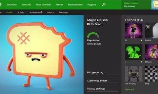 Los perfiles de Xbox One llegan a Xbox.com con nuestros vídeos bajo el brazo