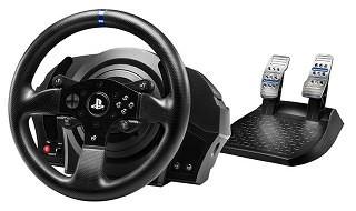T300 Ferrari GTE y T300 RS, nuevos volantes de Thrustmaster para PS4, PS3 y PC