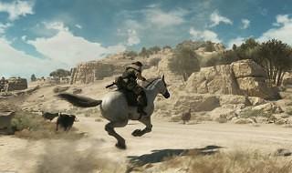Más gameplay de Metal Gear Solid V: The Phantom Pain