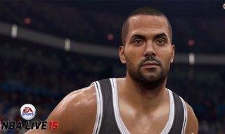 El nuevo sistema de escaneo facial para NBA Live 15