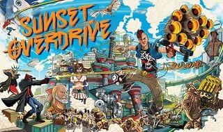 Esta es la intro de Sunset Overdrive (y nuevo gameplay)