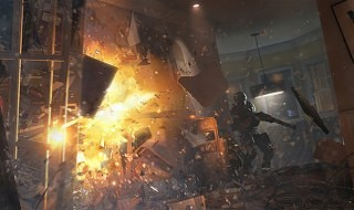 40 minutos de gameplay de Rainbow Six Siege
