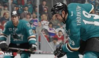 Las nuevas físicas de NHL 15