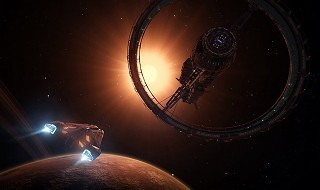 Ya disponible la beta 1 de Elite: Dangerous