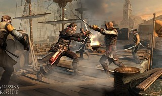 Primer gameplay de Assassin's Creed Rogue