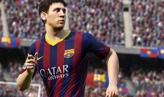 Ya disponible la demo de FIFA 15 para PS4