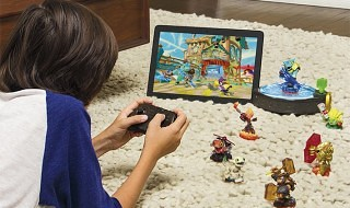 Skylanders Trap Team también llegará a iPad, Kindle Fire y tablets Android