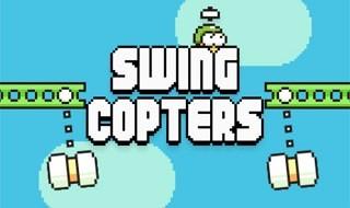 Swing Copters, lo nuevo del creador de Flappy Bird