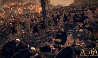 Anunciado Total War: Attila