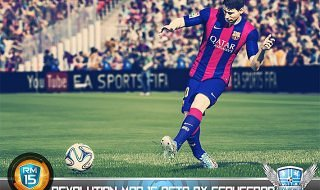 Revolution Mod 15 Beta para el FIFA 15 de PC
