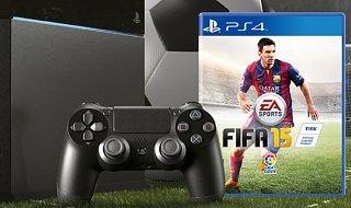 Hasta el 3 de octubre, PS4 + FIFA 15 por 399,99€