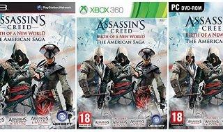 Anunciado Assassin's Creed: Birth of a New World – The American Saga