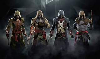 Nuevo trailer del cooperativo de Assassin's Creed Unity