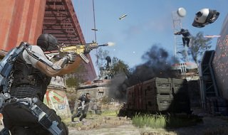 Un vistazo a Momentum, uno de los modos de juego de Call of Duty: Advanced Warfare