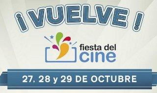 Vuelve la Fiesta del cine el 27, 28 y 29 de octubre con entradas a 2,90€