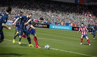 Problemas de lag con la versión para PS4 de FIFA 15