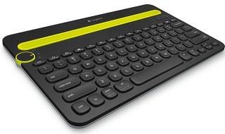 Nuevo Logitech Bluetooth Multi-Device Keyboard K480