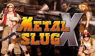 Metal Slug X llegará a Steam el 2 de octubre