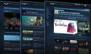 Valve rediseña la web de Steam haciendo especial énfasis en la personalización