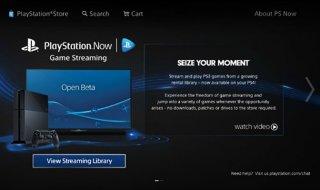 La beta abierta de PlayStation Now llega a PS3 en Estados Unidos