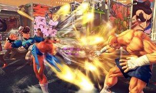 Omega, nuevo modo de juego para Ultra Street Fighter IV