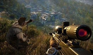 Las armas que tendremos en Far Cry 4