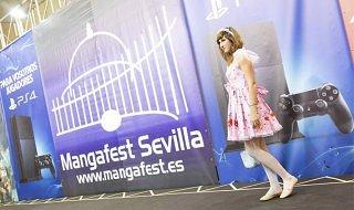 Mangafest, el Festival de videojuegos y cultura japonesa de Sevilla, se celebrará del 21 al 23 de noviembre
