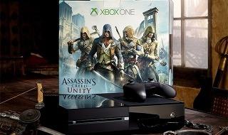 Habrá dos packs de Xbox One + Assassin's Creed Unity