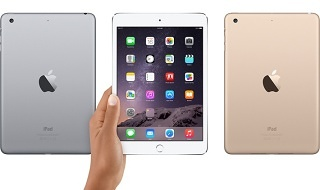 Apple presenta el iPad Air 2 y el iPad mini 3