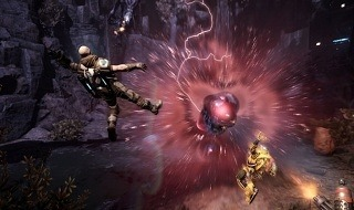 El skin de Savage Goliath en Evolve