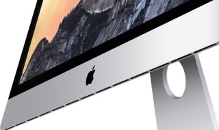 Nuevo iMac con pantalla retina