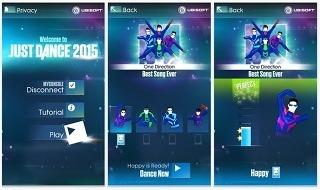 Ya podemos jugar a Just Dance 2015 sin Kinect o PS Move gracias a una app para iOS y Android