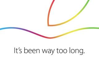 Apple confirma el evento del 16 de octubre