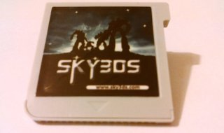 Sky3DS, la flashcard compatible con el firmware 9.2.0-20 de Nintendo 3DS, ya a la venta