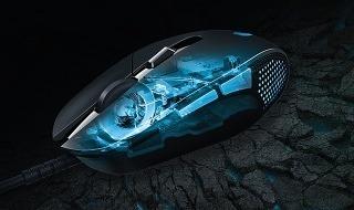 G302 Daedalus Prime, nuevo ratón de Logitech para MOBAs