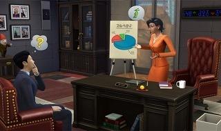 La última actualización de Los Sims 4 añade nuevas trayectorias profesionales