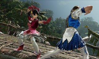 Más gameplay de Tekken 7