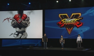 Street Fighter V anunciado oficialmente