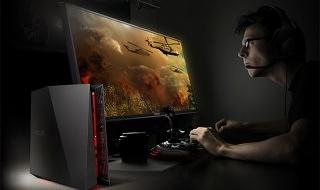 Asus ROG G20, un compacto pero potente PC de sobremesa enfocado al gaming
