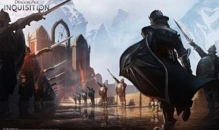 Dragon Age: Inquisition recibe hoy su segundo parche