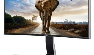 Samsung SE790C, nuevo monitor curvo de 34 pulgadas