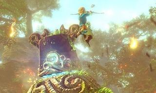 Nuevo gameplay del próximo Zelda para Wii U